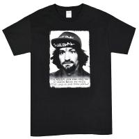 SUICIDAL TENDENCIES Charlie Tシャツ BLACK