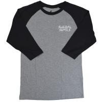 SUICIDAL TENDENCIES Suicidal Skates ラグラン ロングスリーブ Tシャツ