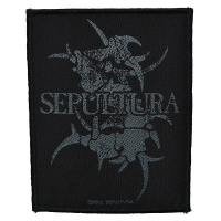 SEPULTURA Logo Patch ワッペン
