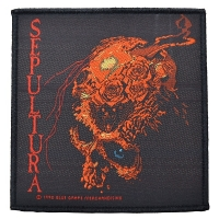 SEPULTURA Beneath The Remains Patch ワッペン