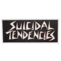 SUICIDAL TENDENCIES Logo Patch ワッペン