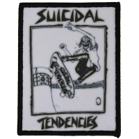 SUICIDAL TENDENCIES Lance Skater Patch ワッペン