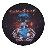 SUICIDAL TENDENCIES World Gone Mad Patch ワッペン