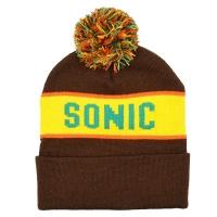 SONIC YOUTH Logo Tube ボンボン ニット帽