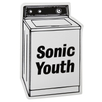 SONIC YOUTH Washing Machine ステッカー