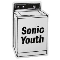 SONIC YOUTH Washing Machine ステッカー
