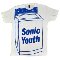 SONIC YOUTH Jumbo Washer Tシャツ