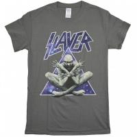SLAYER Triangle Demon Tシャツ
