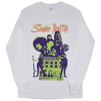 SONIC YOUTH Kool Thing ロングスリーブ Tシャツ