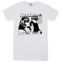 SONIC YOUTH Japanese Goo Tシャツ WHITE