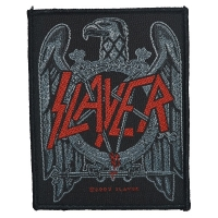 SLAYER Black Eagle Patch ワッペン
