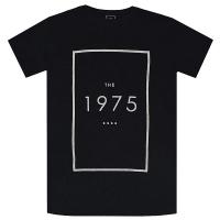 THE 1975 Logo Tシャツ BLACK