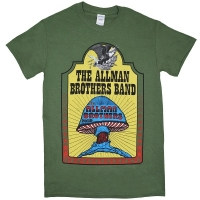 THE ALLMAN BROTHERS BAND Hell Yeah! Tシャツ