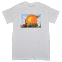 THE ALLMAN BROTHERS BAND Distressed Eat A Peach Tシャツ