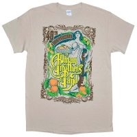 THE ALLMAN BROTHERS BAND Angel Tシャツ