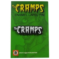 THE CRAMPS Logo ピンバッジ
