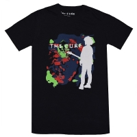 THE CURE Boys Don't Cry Tシャツ