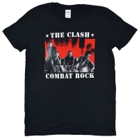 THE CLASH Bangkok Combatrock Tシャツ