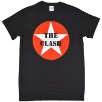 THE CLASH Star Logo Tシャツ