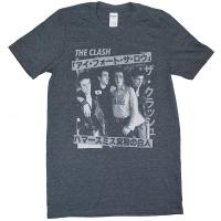 THE CLASH Kanji Tシャツ