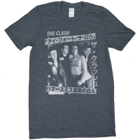 B品 THE CLASH Kanji Tシャツ