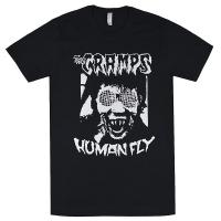 THE CRAMPS Human Fly Tシャツ