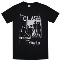 THE CLASH Westway To The World Tシャツ