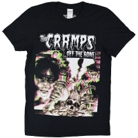 THE CRAMPS Off The Bone Tシャツ