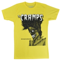 THE CRAMPS Bad Music Tシャツ