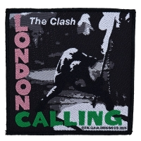 THE CLASH London Calling Patch ワッペン