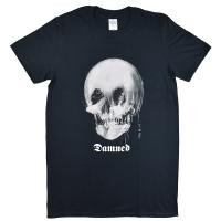 THE DAMNED Mirror Skull Tシャツ