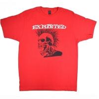 THE EXPLOITED Skull Logo Tシャツ