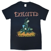 THE EXPLOITED The Massacre Tシャツ