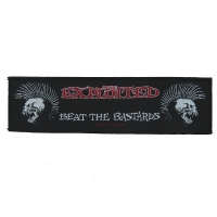 THE EXPLOITED Beat The Bastards Patch ワッペン