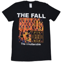 THE FALL The Unutterable Tシャツ
