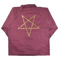 THRASHER Pentagram コーチジャケット USA企画