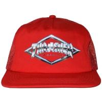 THRASHER Diamond Emblem メッシュキャップ USA企画