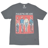 TALKING HEADS More Songs About Buildings And Food Tシャツ CHARCOAL GREY