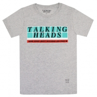 TALKING HEADS More Songs Boxes Tシャツ