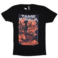 TAME IMPALA Smoke On Black Tシャツ