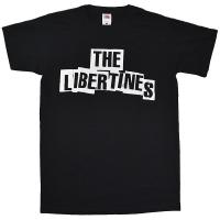 THE LIBERTINES Logo Tシャツ