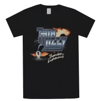 THIN LIZZY Thunder And Lightning Tシャツ
