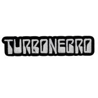 TURBONEGRO Logo Patch ワッペン