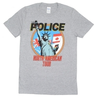 THE POLICE North American Tour Tシャツ