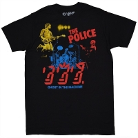 THE POLICE Police In Concert Tシャツ