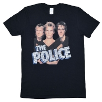 THE POLICE Boys 'N' Blue Tシャツ