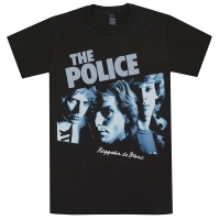 THE POLICE Reggatta De Blanc Tシャツ