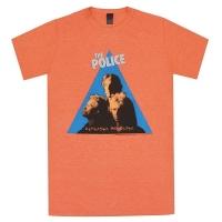 THE POLICE Zenyatta Mondatta Tシャツ