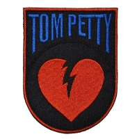 TOM PETTY Heart Break Patch ワッペン