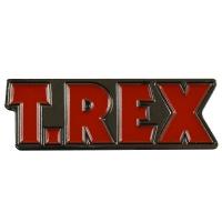 T.REX Logo ピンバッジ